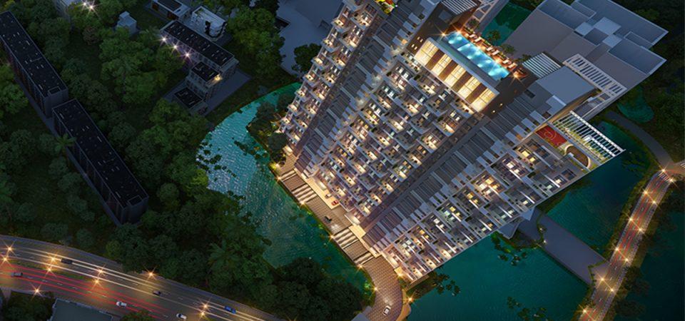 Merlin The Fourth- Luxurious & Premium Apartment in Kolkata