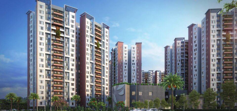 Siddha Happyville - Luxurious Apartment in Kolkata