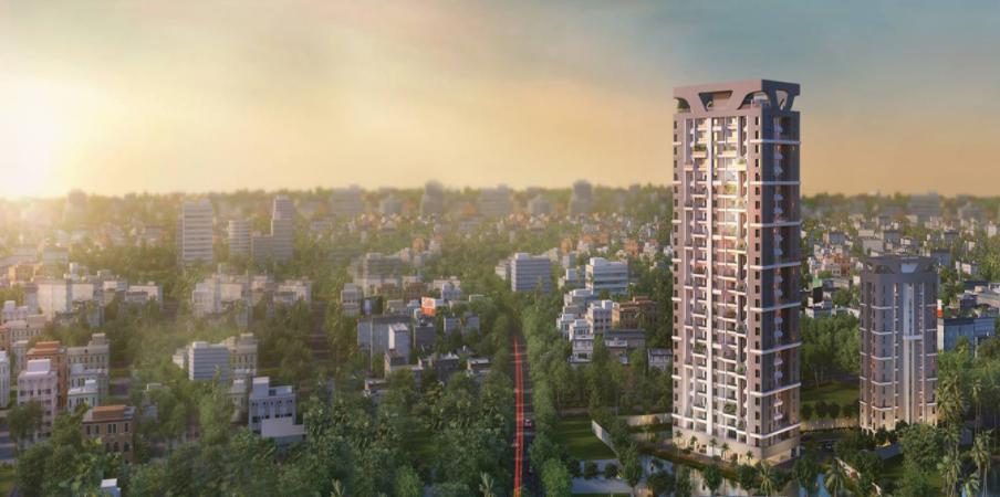 Luxury Apartment in Kolkata