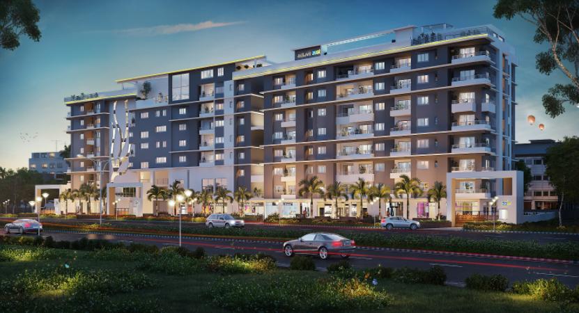 Belani Zest - Premium Projects in Rajarhat, Kolkata