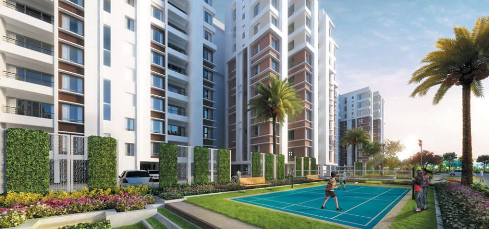 DTC Southern Heights- Luxury Apartment in Kolkata