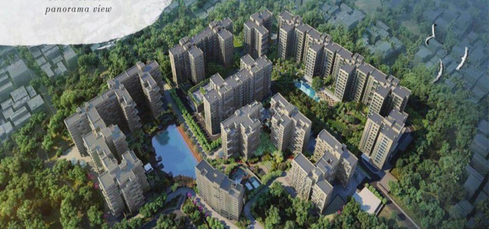 PS Navyom - Luxurious Apartment in South Kolkata