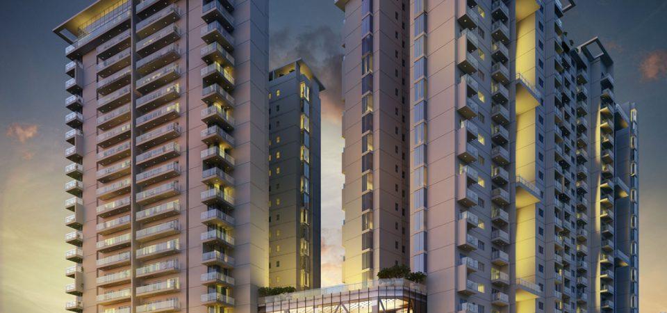 One Rajarhat- Luxurious apartment in Kolkata