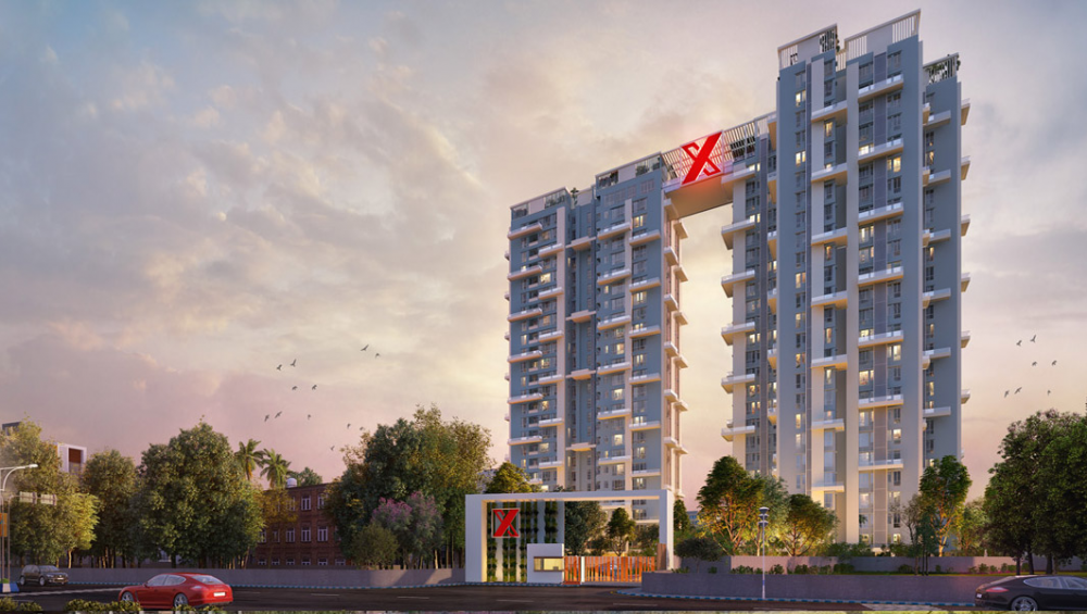 Merlin X- A Luxury Residential Project