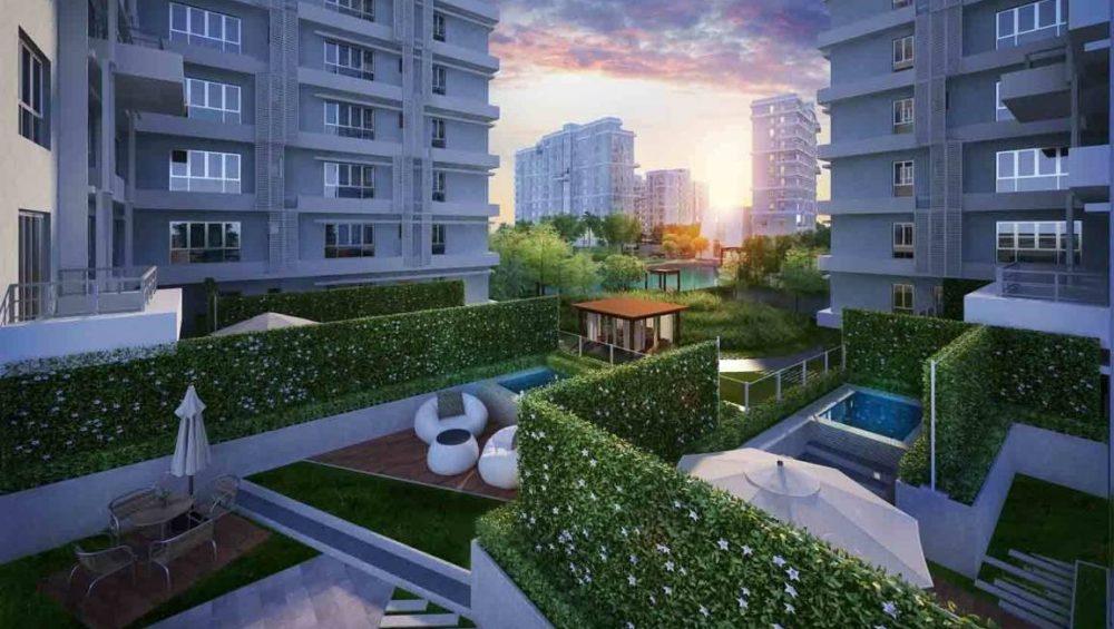 PS Vyom - Luxurious Apartment in South Kolkata