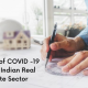 This Is How COVID-19 Has Impacted The Real Estate Market Of India